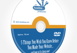 5 Things You Wish You Knew Before You Made Your Website – DVD