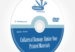 Collateral Damage – update your printed materials