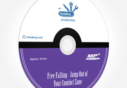 Free Falling - Jump Out of Your Comfort Zone MP3