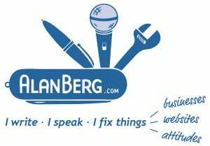Alan Berg, Marketing Guru, Professional Speaker