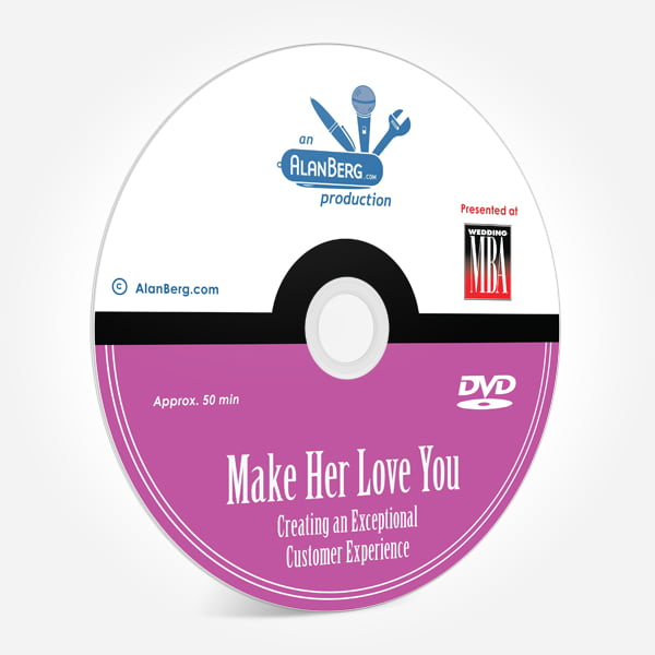 Make Her Love You – DVD