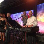 Alan Berg CSP leading the NSA All-Star Band