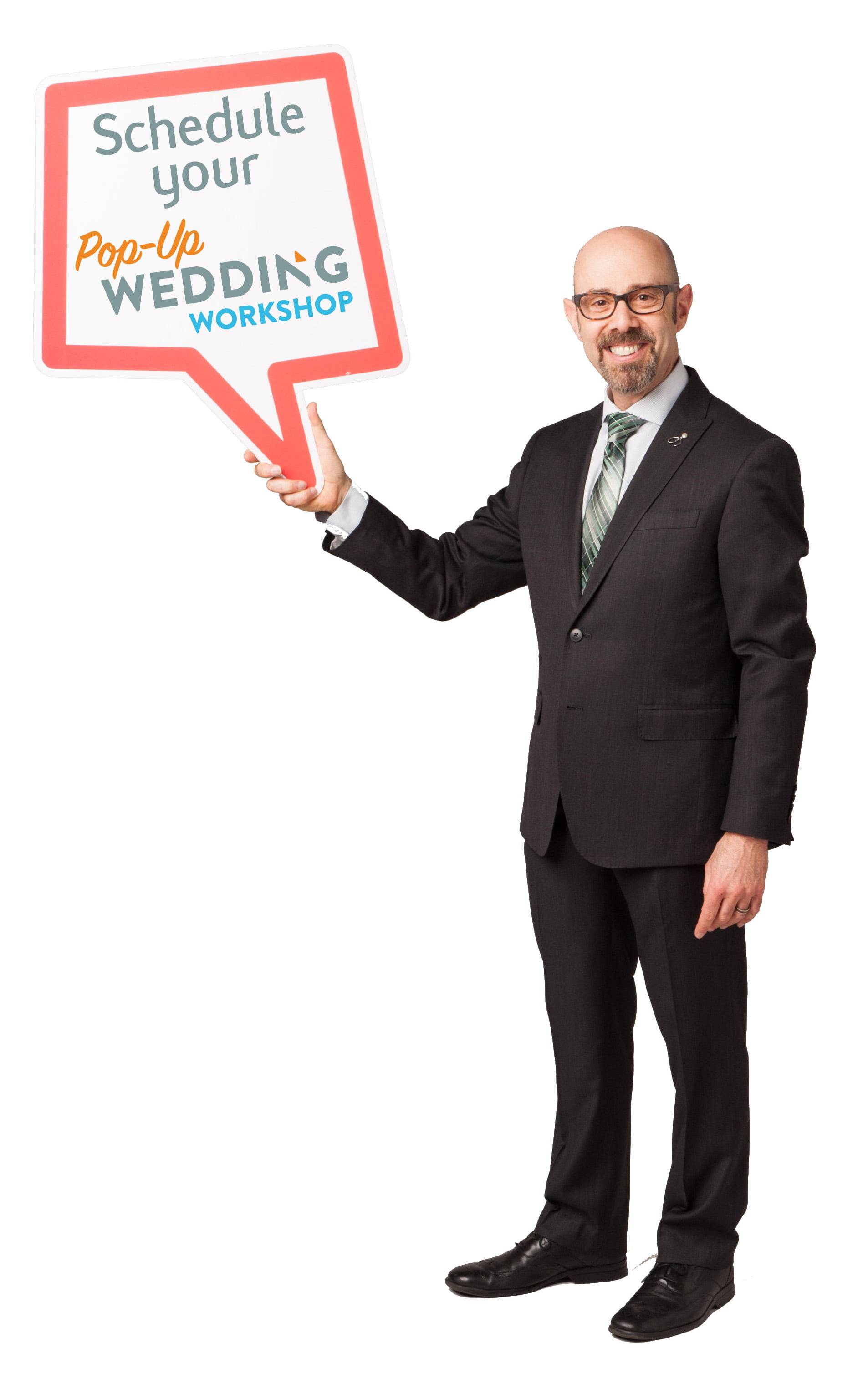 Alan Berg CSP Pop-Up Wedding Workshop