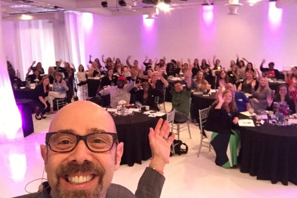 The Association of Wedding Professionals in Dallas got a great turnout