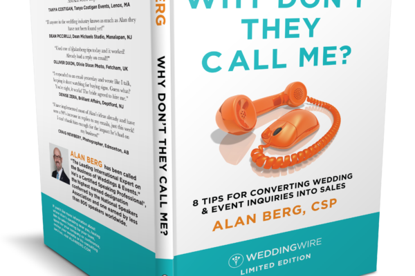 Why Don't They Call Me - WeddingWire Special Edition