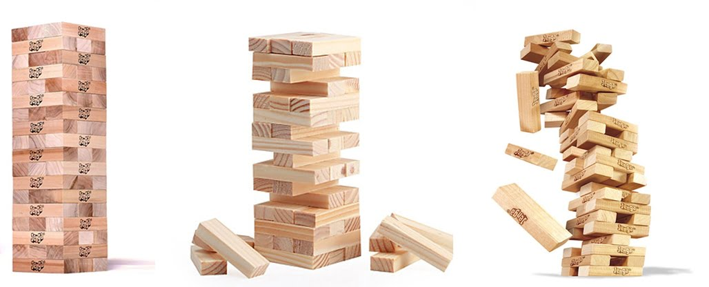 How Top-Down Selling is Like Jenga