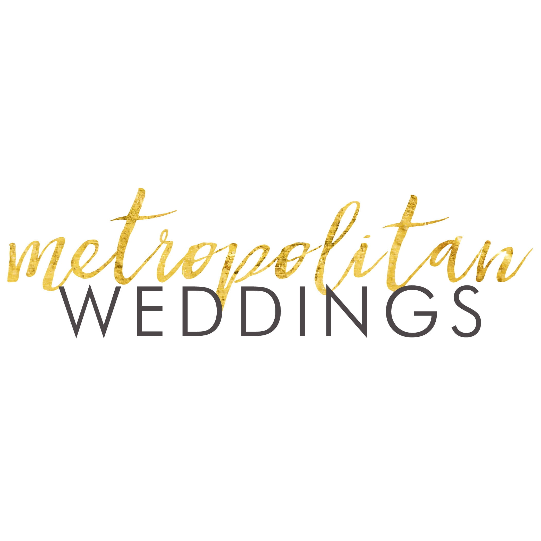Metropolitan Weddings Master Class and Workshop