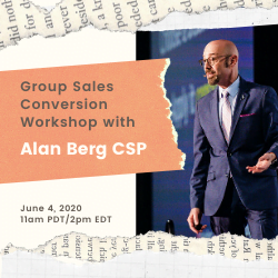 Group Sales Conversion Workshop