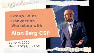 Group Sales Conversion Workshop