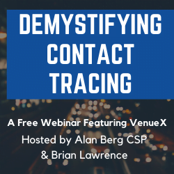 Demystifying Contact Tracing, Featuring VenueX