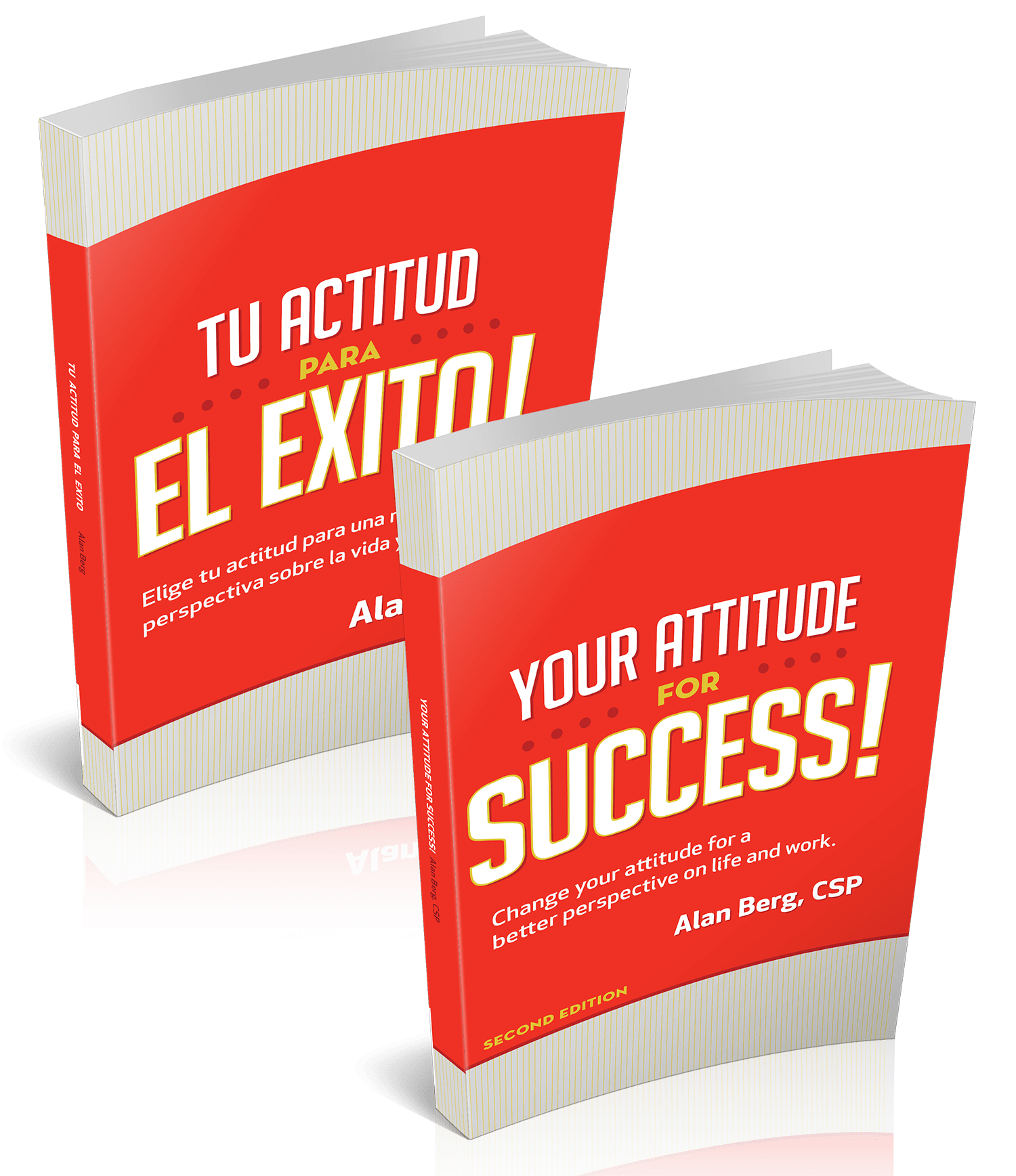 Your Attitude for Success English & Spanish