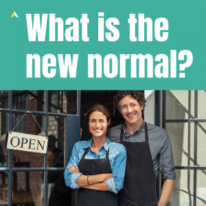 What is the new normal - Alan Berg CSP