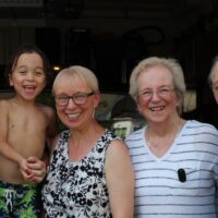 Alan Berg and family 2
