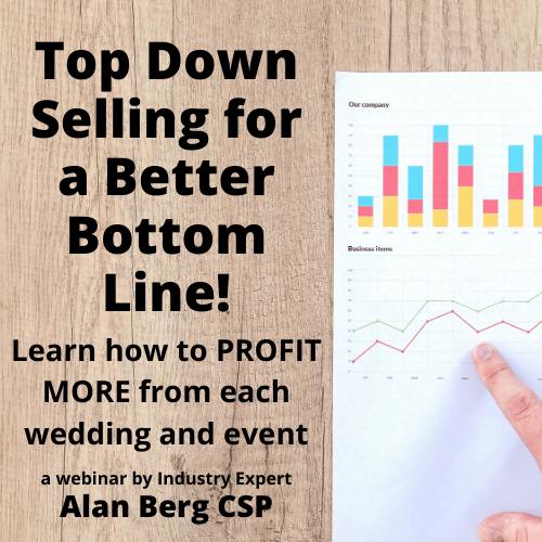 Webinar - Top Down Selling for a Better Bottom Line