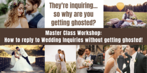 They're inquiring so why are you getting ghosted - Alan Berg Master Class