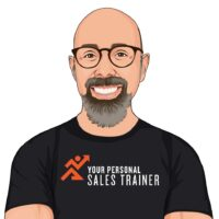 Alan Berg is Your Personal Sales Trainer