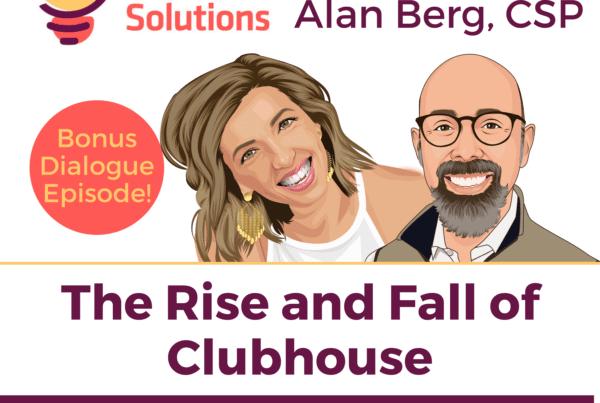 Bonus Episode with Brandee Gaar - Wedding Business Solutions with Alan Berg CSP