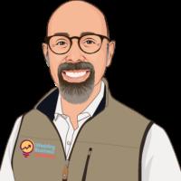 Alan Berg avatar in vest 9-2021